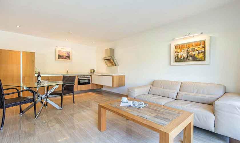 Wohnraum Finca Mallorca PM 3332