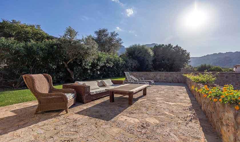 Garten Finca Mallorca PM 3332