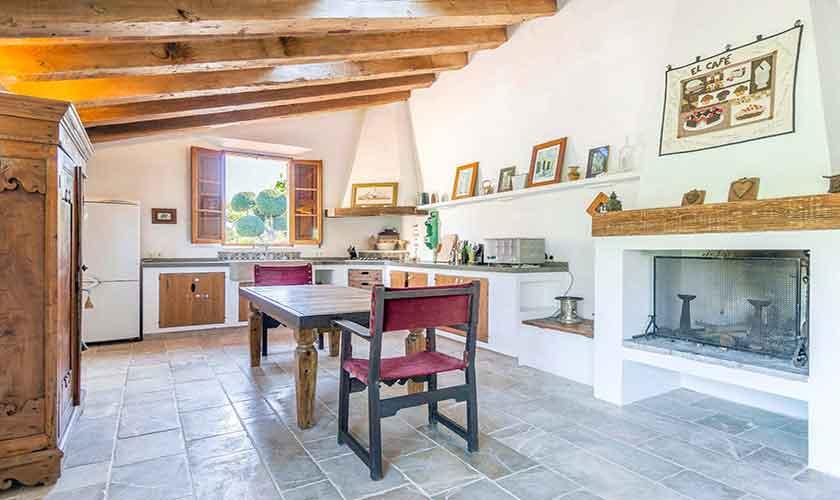 Küche Finca Mallorca PM 3332