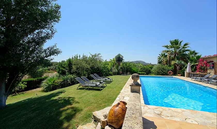 Pool und Finca Mallorca Norden PM 3407
