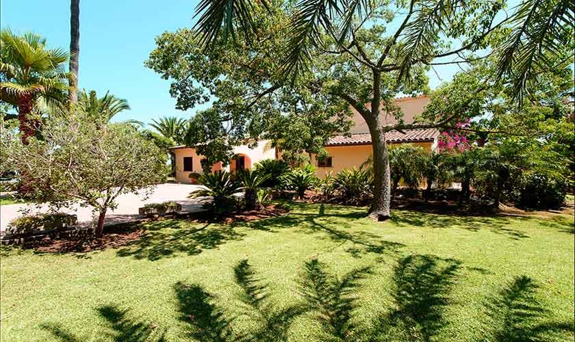Garten Finca Mallorca Norden PM 3407