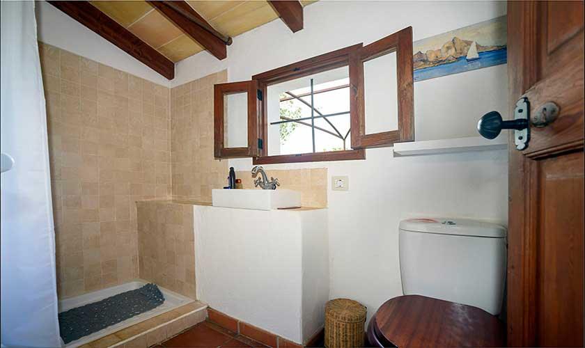Badezimmer Finca Mallorca PM 3415