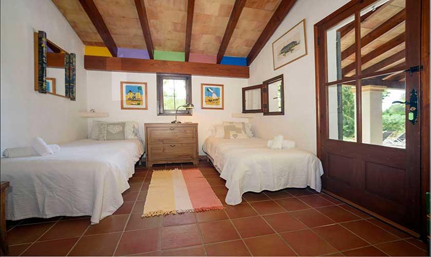 Schlafzimmer Finca Mallorca PM 3415