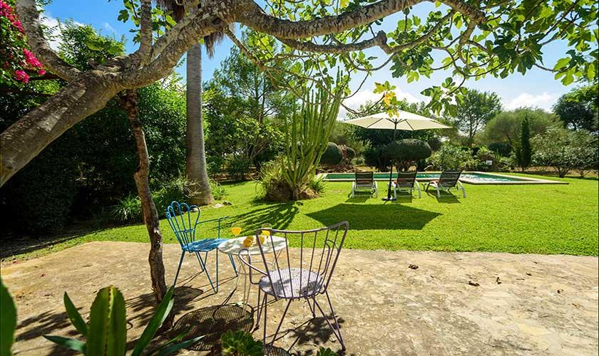 Garten Finca Mallorca PM 3415