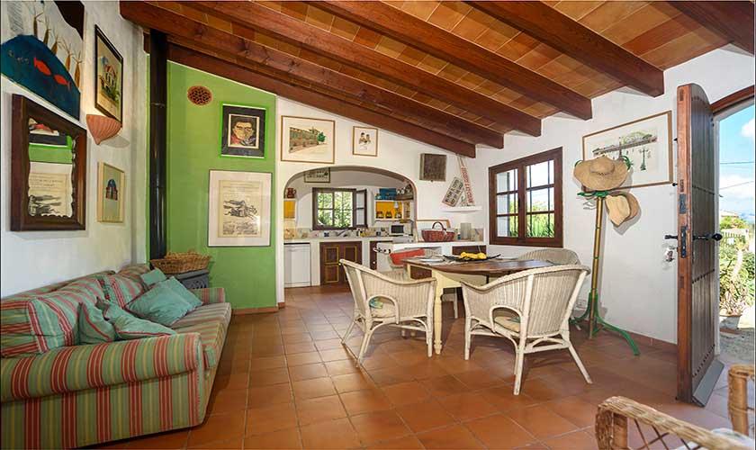 Wohnraum Finca Mallorca PM 3415