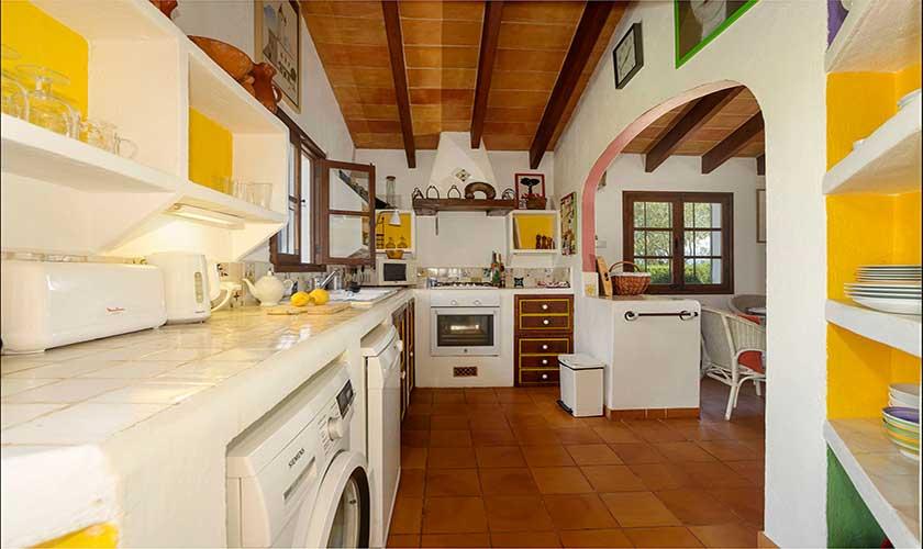 Küche Finca Mallorca PM 3415