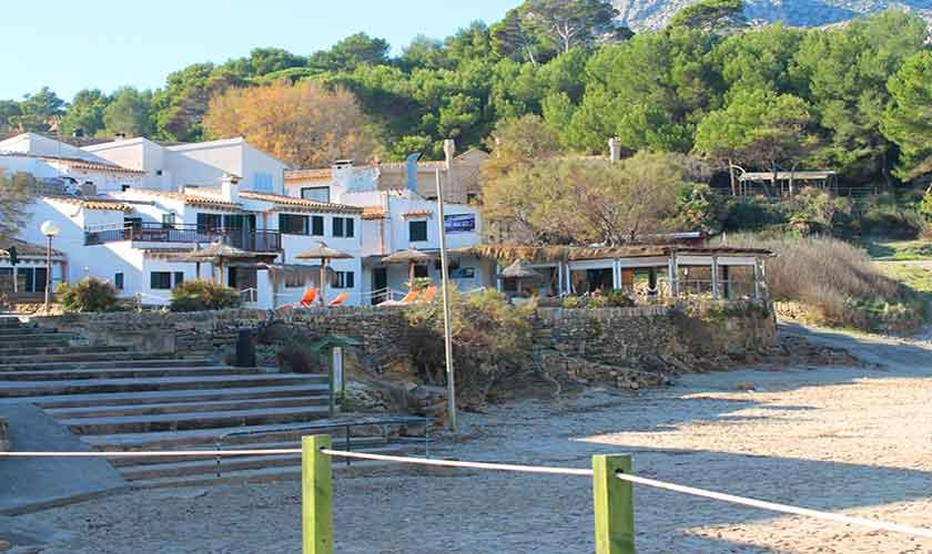 Strand 800m Ferienhaus Mallorca Norden PM 3415