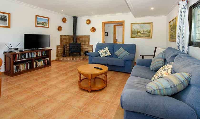 Wohnraum Finca Mallorca für 4-5 Personen PM 3418