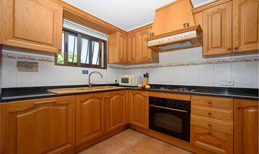 Küche Finca Mallorca für 4-5 Personen PM 3418