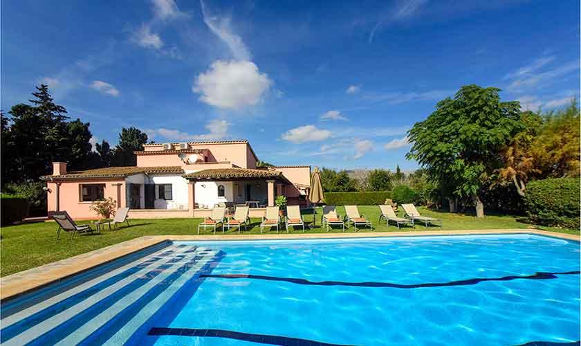 Pool und Finca Mallorca 8 Personen PM 3422