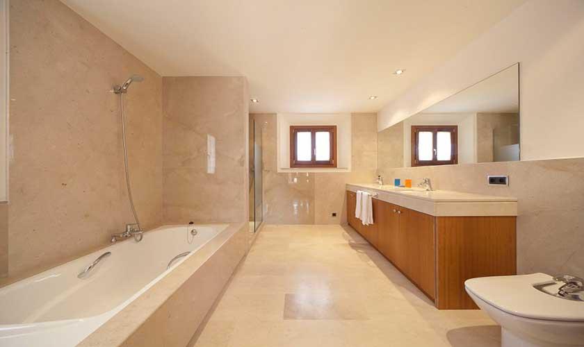 Badezimmer Finca Mallorca PM 3501
