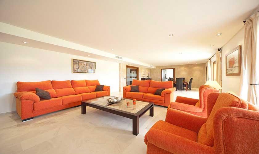 Wohnraum Finca Mallorca PM 3501