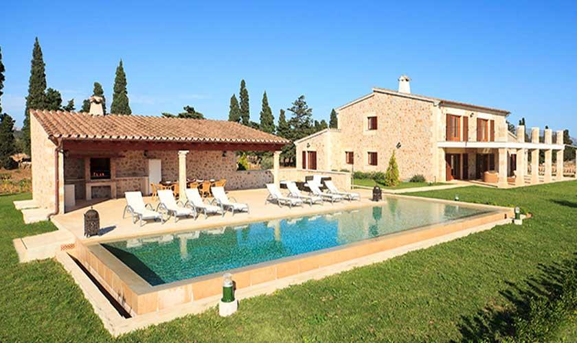Pool und Finca Mallorca PM 3501
