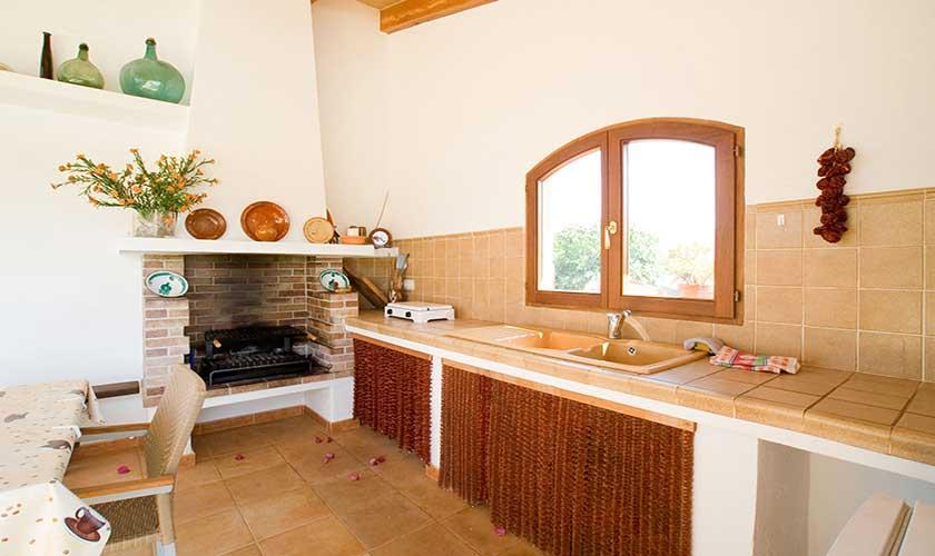 Küche Finca Mallorca PM 3503