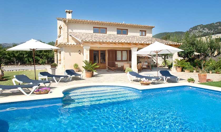 Pool und Finca Mallorca PM 3503