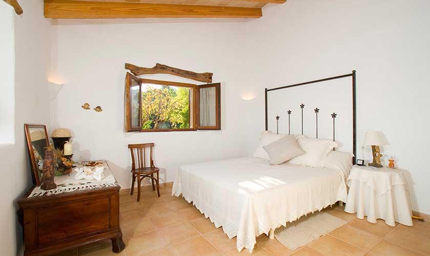 Schlafzimmer Finca Mallorca PM 3503