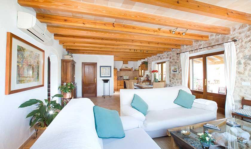 Wohnraum Finca Mallorca PM 3503