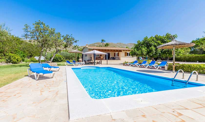 Pool und Finca Mallorca PM 3504