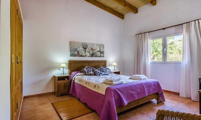 Schlafzimmer Finca Mallorca PM 3504