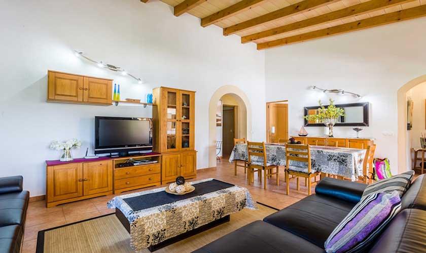 Wohnraum Finca Mallorca PM 3504
