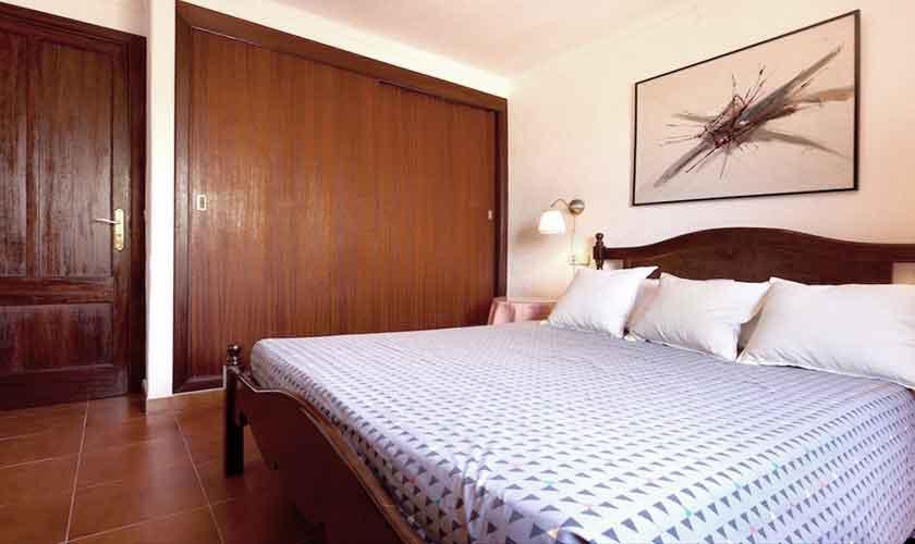 Schlafzimmer Finca Mallorca Norden PM 3521