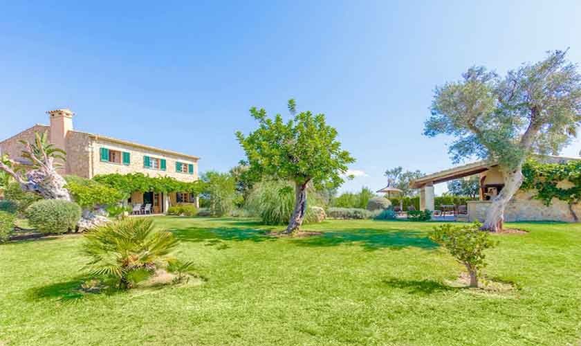Garten und Ferienvilla Mallorca PM 3523