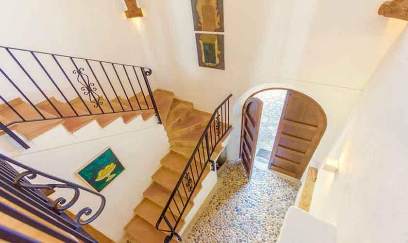 Treppenhaus Ferienvilla Mallorca PM 3523