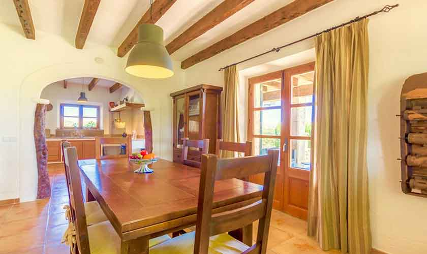 Esstisch Ferienvilla Mallorca PM 3523