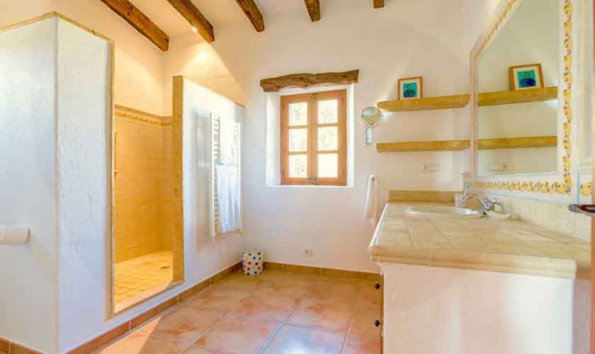 Badezimmer Ferienvilla Mallorca PM 3523