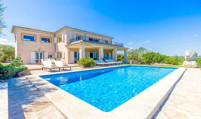 Pool und Ferienhaus Mallorca Norden PM 3524