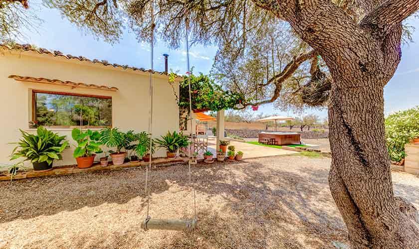 Grundstück Finca Mallorca bei Santa Margalida PM 3525