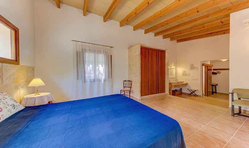 Schlafzimmer Finca Mallorca bei Santa Margalida PM 3525