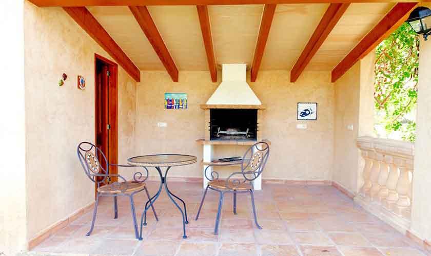 Grillhaus Finca Mallorca Norden PM 3526