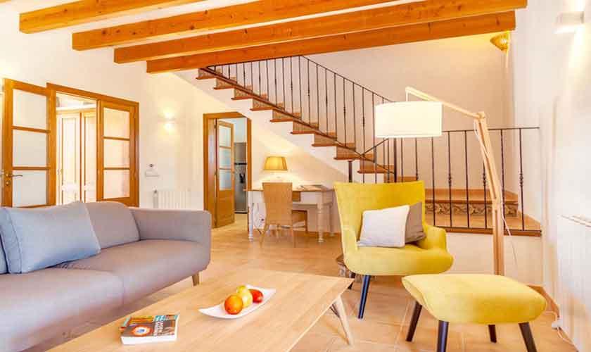Wohnraum Finca Mallorca für 8 Personen PM 3527