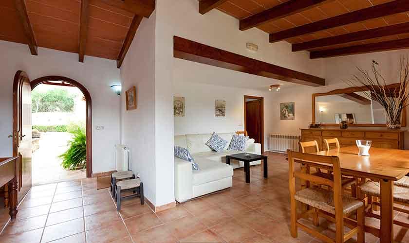 Wohnraum Finca Mallorca PM 353