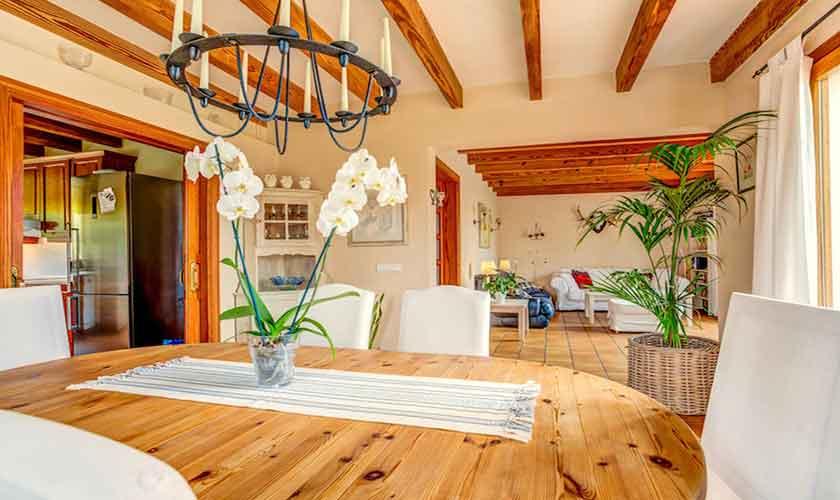 Küche Ferienhaus Mallorca bei Alcudia PM 3530