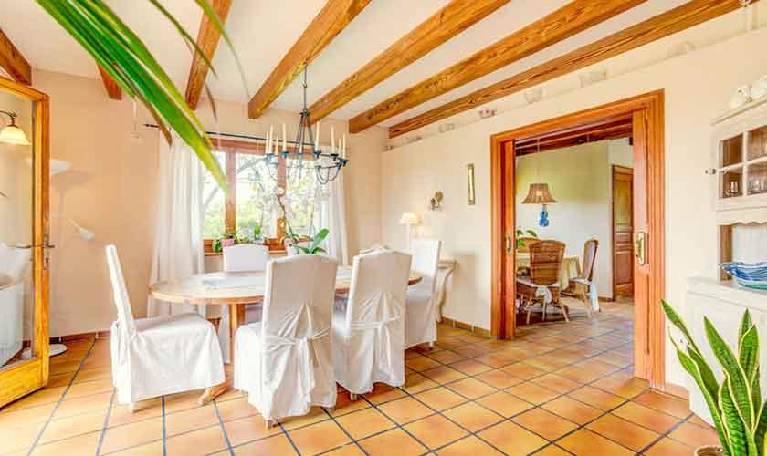 Essplatz Ferienhaus Mallorca bei Alcudia PM 3530
