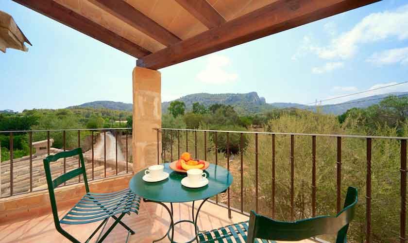 Balkon Finca Mallorca 6 Personen PM 3531