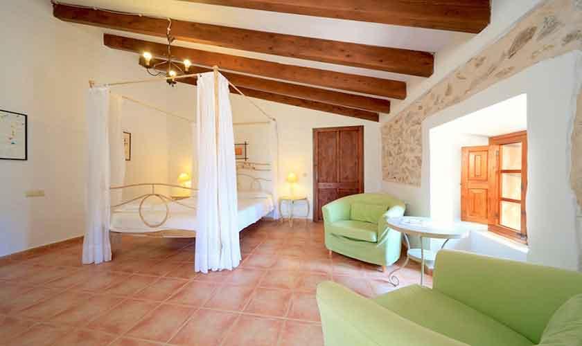 Schlafzimmer Finca Mallorca 6 Personen PM 3531
