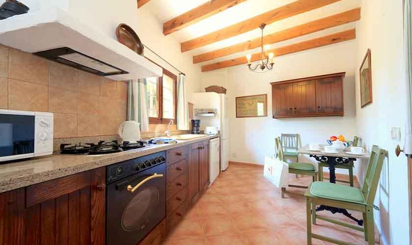 Küche Finca Mallorca 6 Personen PM 3531
