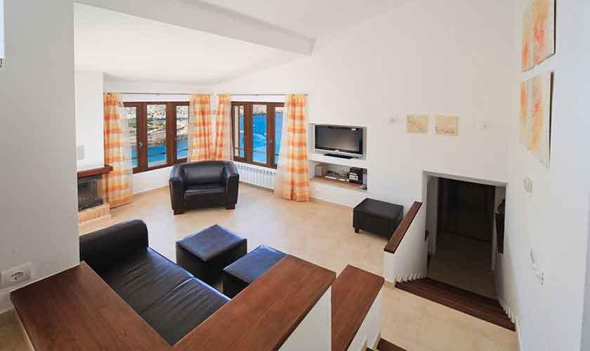 Wohnraum Ferienvilla Mallorca PM 3532