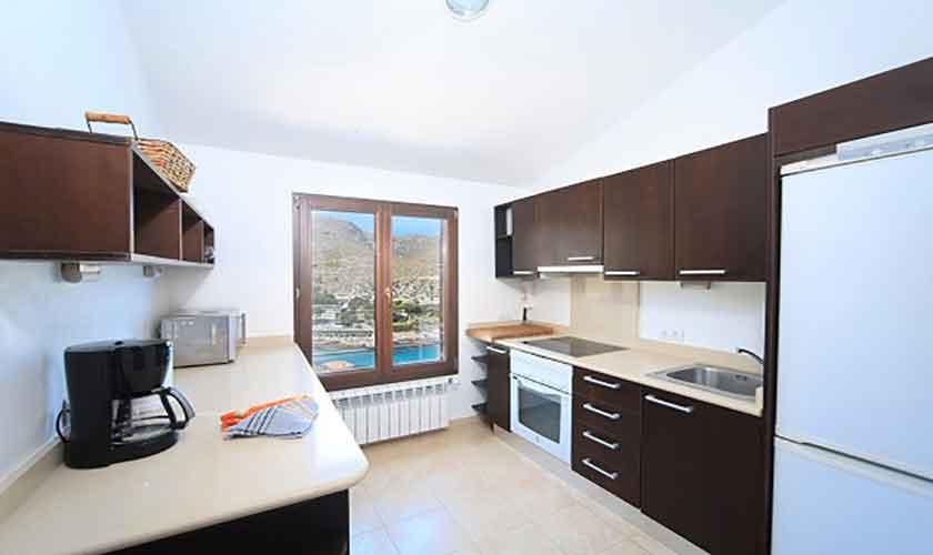 Küche Ferienvilla Mallorca PM 3532