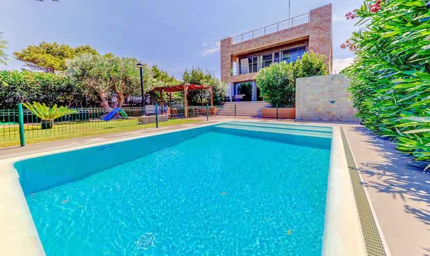 Pool und Ferienhaus Mallorca bei Alcudia PM 3533