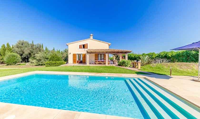 Pool und Finca Mallorca für 8 Personen PM 3534