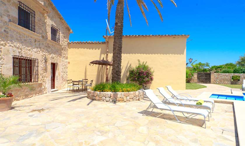 Außenbereich Finca Mallorca PM 3535