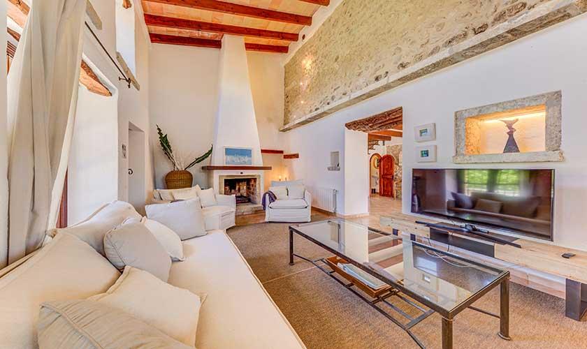 Wohnraum Finca Mallorca PM 3535