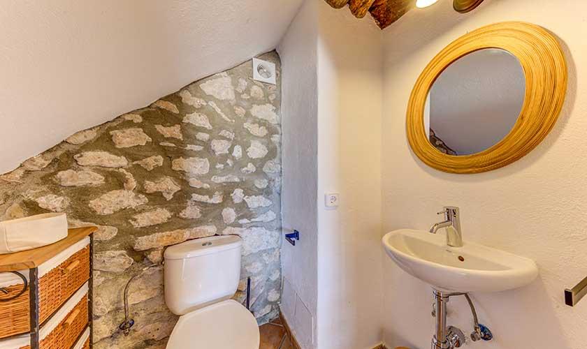 Badezimmer Finca Mallorca PM 3535