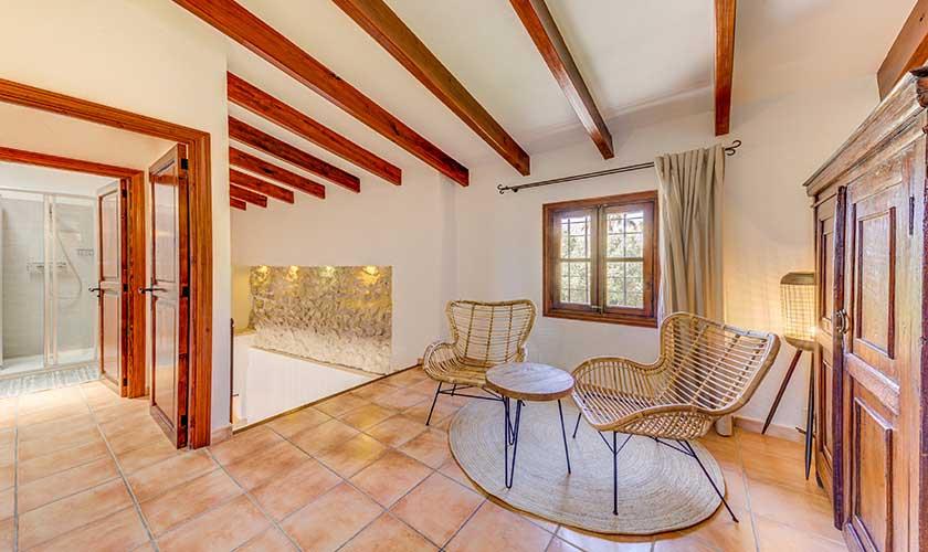 Schlafzimmer Finca Mallorca PM 3535