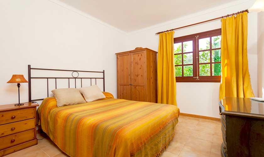 Schlafzimmer Finca Mallorca bei Pollensa PM 3537