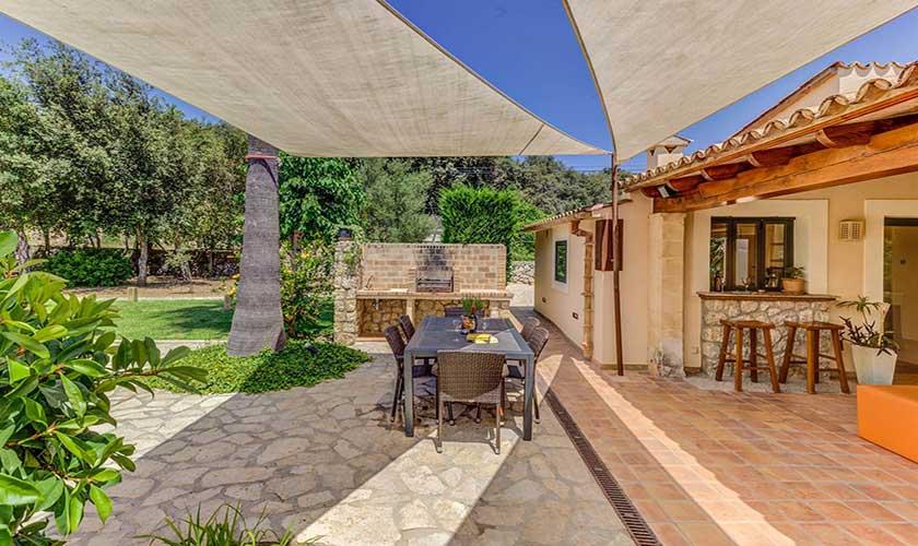 Esstisch Terrasse Finca Mallorca PM 3538